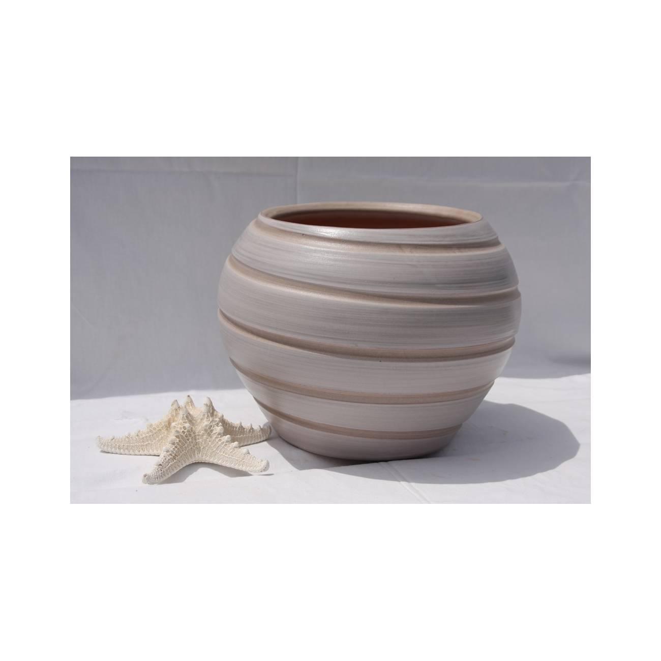 les maldives bois flott poterie grise les poteries d 39 albi. Black Bedroom Furniture Sets. Home Design Ideas