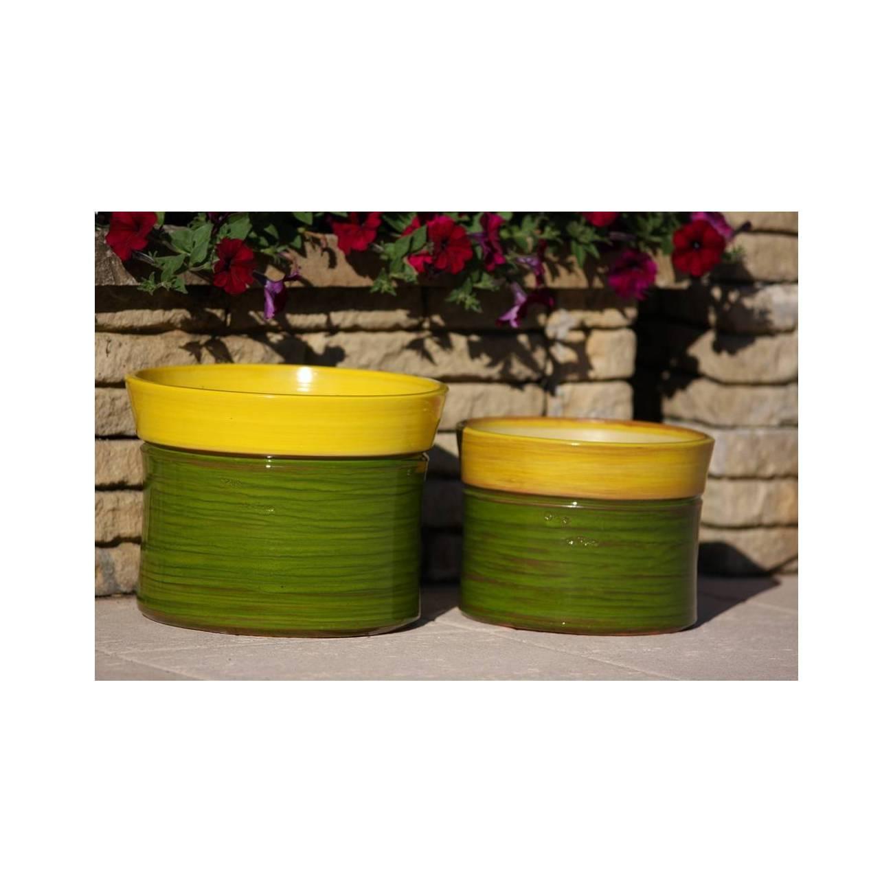 more mousse citron poterie verte les poteries d 39 albi. Black Bedroom Furniture Sets. Home Design Ideas